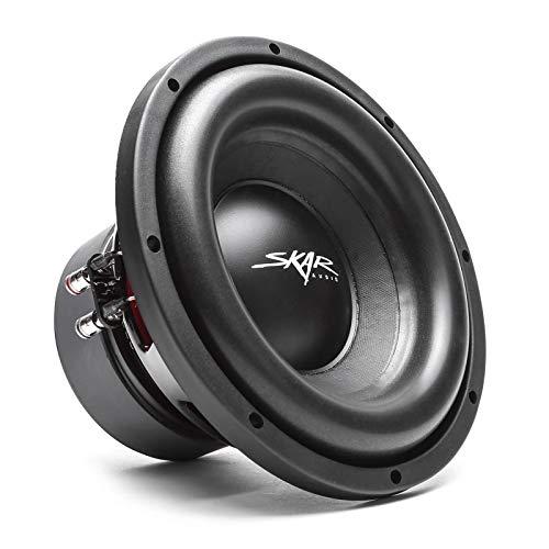 Skar Audio SDR-10 D4 10' 1200 Watt Max Power Dual 4 Ohm Car Subwoofer