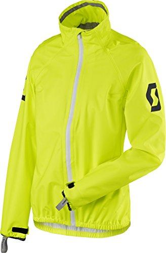 Scott Ergonomic Pro DP Damen Motorrad/Fahrrad Regenjacke gelb 2020: Größe: 38