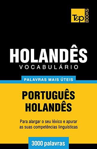 Vocabulario Portugues-Holandes - 3000 Palavras Mais Uteis