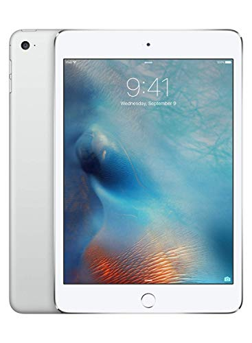 Apple iPad mini 4 (Wi-Fi, 128 GO) - Argent