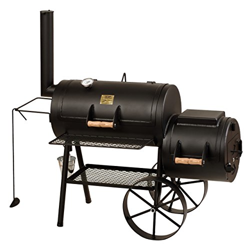 "Joe\'s Barbeque Smoker 16"" Classic Lokomotive"
