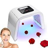 Lampe de beauté led 4 couleur Machine de beauté PDT pour soins du visage, 6...