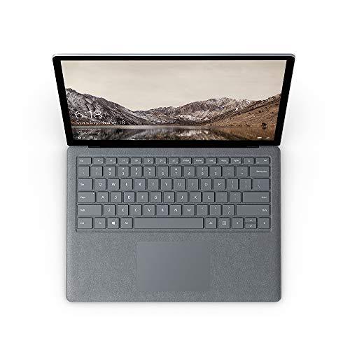 Microsoft Surface Laptop Intel Core i7 7th Gen 13.5 inch TouchscreenLaptop (8GB/256GB/Windows 10 S/Integrated Graphics/Platinum/1.283kg), 1769 1