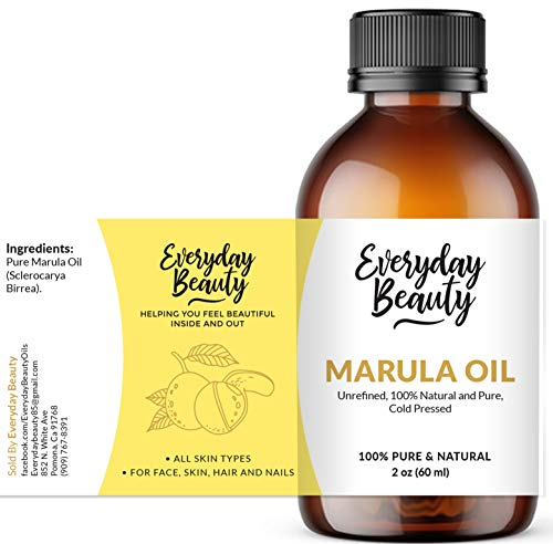 Marula Oil - 100% Pure Extra Virgin Unrefined...