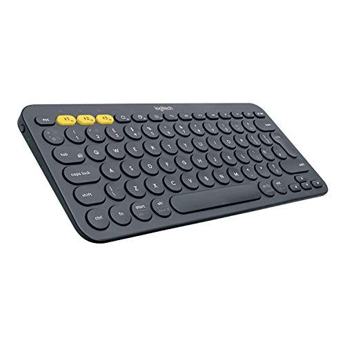 Logitech K380 Tastiera Bluetooth Multidispositivo...
