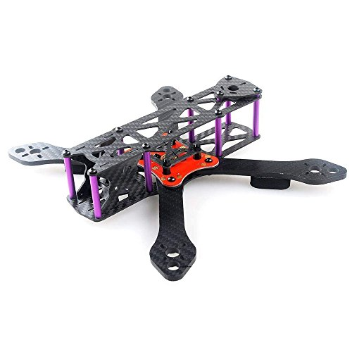 Martian II RX250 FPV Racing Drone in Fibra di Carbonio Quadcopter Frame Come QAV250 ECC. (4MM)