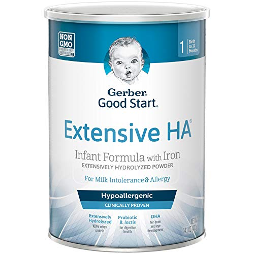 Gerber Extensive HA Hypoallergenic Powder Infant Formula...