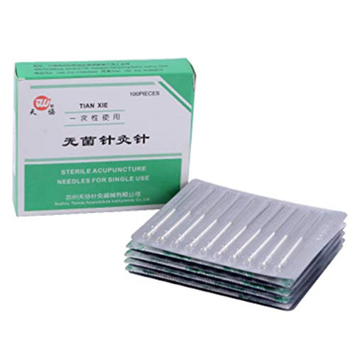 HEALLILY 100 Pièces Acupuncture Pins...