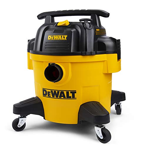 DeWALT DXV06P 6 gallon Poly Wet/Dry Vac,...
