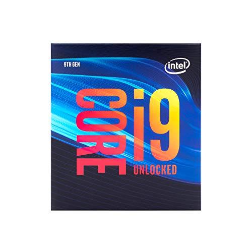 Intel Core i9-9900K processore Octa Core 3,6 GHz Scatola 16 MB Cache intelligente, Socket LGA1151