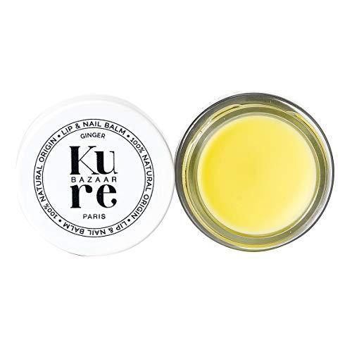 Kure Bazaar Lip & Nail Balm - Ginger, 15 ml