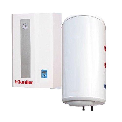 Chaudière électrique d'eau chaude NEPTUNE 24 kW 400V triphasé chauffage central et Ecs
