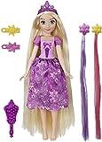 Disney Princess Hair Style Creations Poupée Raiponce Mode Jouet Coiffure avec...