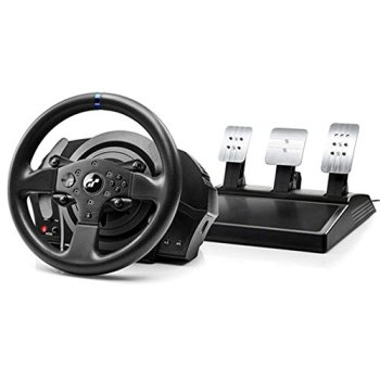Thrustmaster - Volant T300RS GT Edition - Volant à retour de force sous licence Officielle Gran Turismo - PS4/PS3