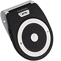 【Built-in Motion Sensor】: the Advanced Wireless Speakerphone Turns on Automatically and Reconnects to Your Phone When Your Car Door Is Opened or if Any Significant Jerk Happens. Tip: Make Sure Your Phone Bluetooth Is on & Available to Connect. 【Easy ...