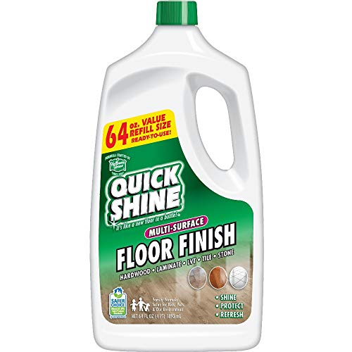 Quick Shine Multi-Surface Floor Finish Cleaner
