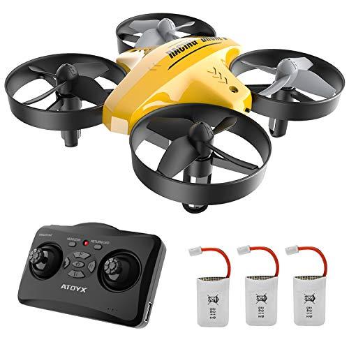 ATOYX 66C RC Mini Drone con Telecomando Funzione di Sospensione Altitudine modalit Headless 3...