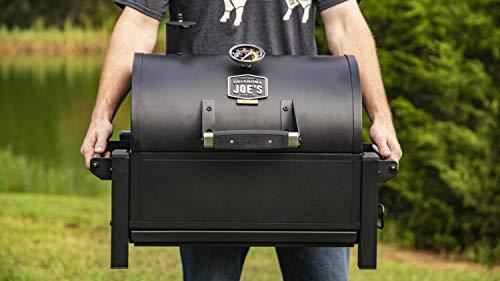 Product Image 7: Oklahoma Joe's 19402088 Rambler Portable Charcoal Grill, Black