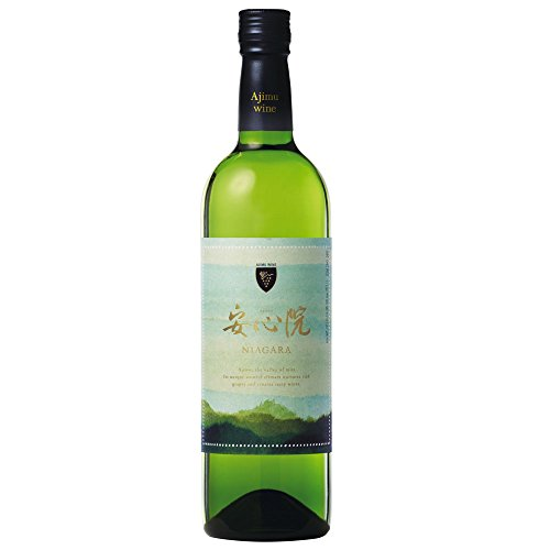 安心院ワイン ナイアガラ [ 白ワイン 甘口 日本 720ml ]