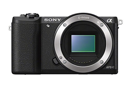 Sony a5100 Mirrorless Digital Camera with 3-Inch...