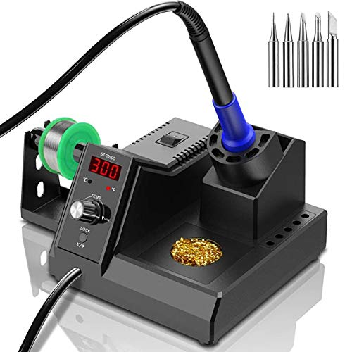 TFLY 60-watt Soldering Iron Station