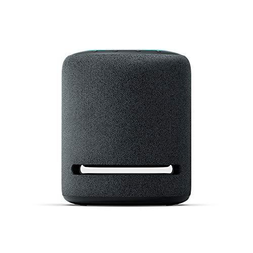Presentamos Echo Studio - Bocina inteligente de alta fidelidad con Alexa