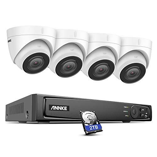 Cámaras de vigilancia de 8 canales