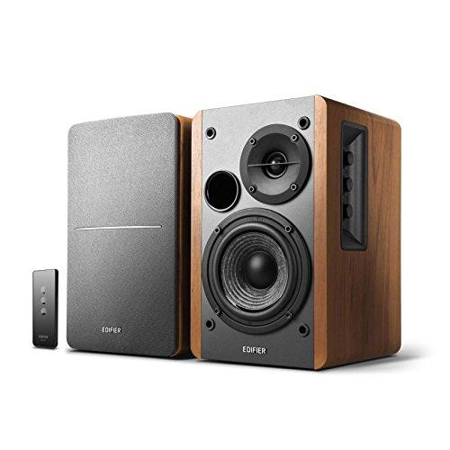 EDIFIER Studio R1280T 2.0 Lautsprechersystem (42 Watt) mit Infrarot-Fernbedienung