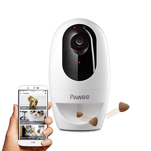 Pawbo Life Pet Camera: WiFi HD Video with 2-Way...