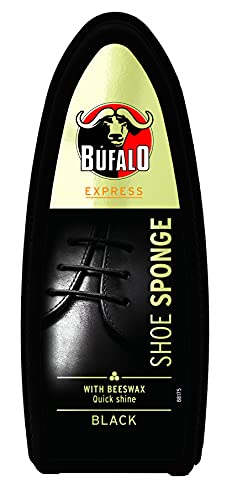 Búfalo Esponja Negra, Negro