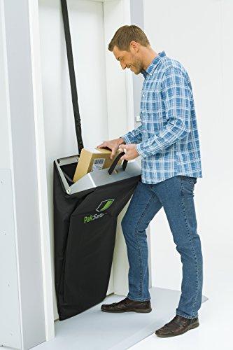 PakSafe Paketbriefkasten inkl. Versicherung, für zuhause mit Schließfunktion, Paketbox für alle Postdienste - 7