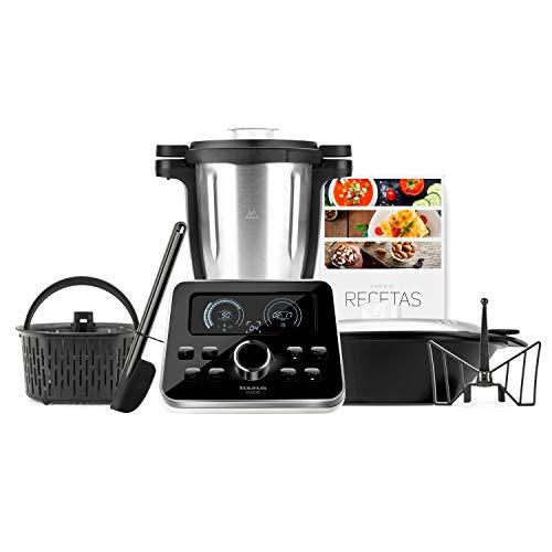 Taurus Foodie-Robot de Cocina multifunción Recetas Incluido, 31...