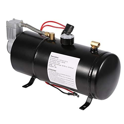 Qiilu Professional Air Compressor Pump for Truck...