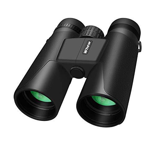 Whew Binoculars for Adults,10x42 Compact HD Binoculars with...