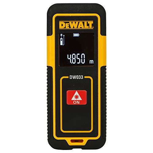 DEWALT DW033-XJ 30M Laser Distance Meter