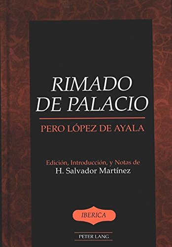 Rimado de Palacio (Iberica)
