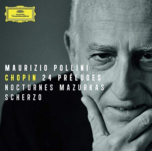 24 Preludi Op.28,Mazurke Op.30,Notturni Op.27,Scherzo Nr.2 Op.31)