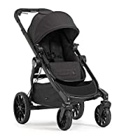 Converts from a single to a double stroller; most riding options of any single to double stroller; 25 percentage more riding options than City Select, with the bench seat accessory Seats can be front facing, parent facing, or sibiling facing; folding...