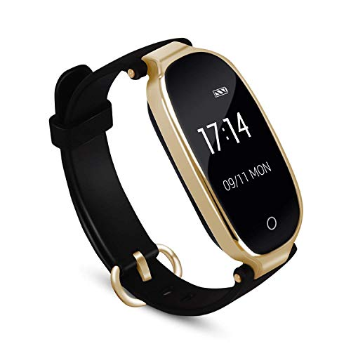 Zuoli Smart Watch for Men, Fitness Watch for Women Heart Rate Monitor Watches, Support Sleep Activity Tracker, IP67 Waterproof Fitness Smartwatch for Android/iOSBlack