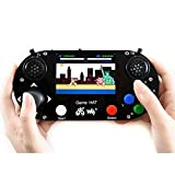 Game HAT with 480x320 3.5inch IPS Screen 60 Frame Make Your Own Classic Game Console Support Raspberry Pi A+/B+/2B/3B/3B+/Zero W Onboard Speaker and Earphone Jack