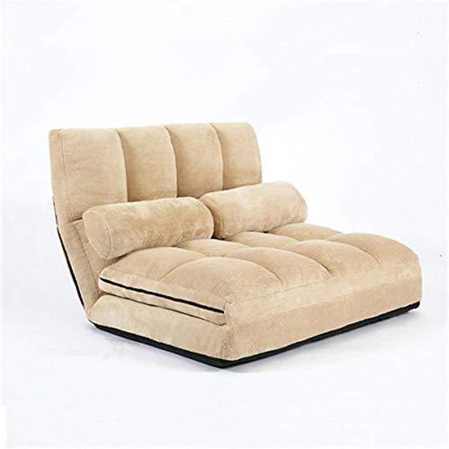 Convertibile futon Flip Presidente Sleeper Bed Divano Divano Lounger Soggiorno Mobili da Soggiorno...