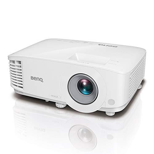 BenQ MW550 DLP-Projektor (WXGA, 1280 x 800 Pixel, 3.600 ANSI Lumen, HDMI, 20.000:1 Kontrast, 3D)