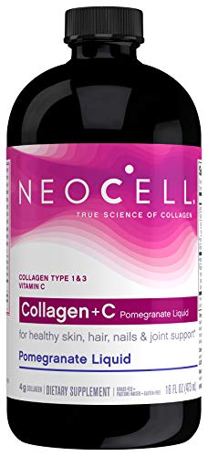 Collagen+C (liquid) Pomegranate 16 fl.oz