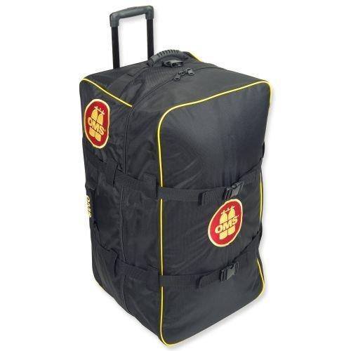 OMS Roller Bag - riesiger, sehr leichter Tauchrucksack mit Teleskopstange