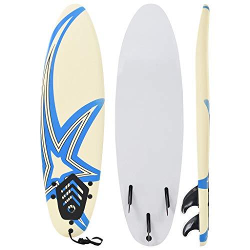 vidaXL Tavola da Surf Star Adulti Bambini SUP Paddle Board Sport Acquatico