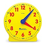 ラーニング リソーシズ(Learning Resources) 学習時計 算数教材 生徒用 13cm LSP 2095-J 正規品