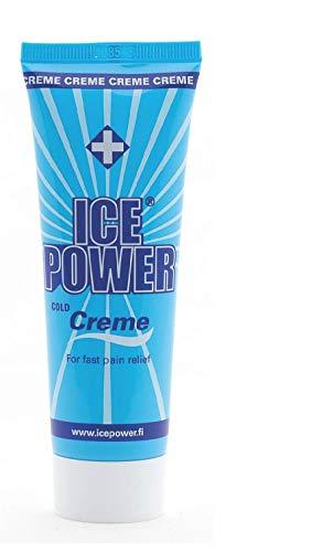 Ice Power, Gel para masaje y relajación - 60 gr.