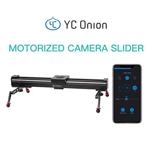 YC Onion Camera Slider Motorized Set