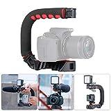 ULANZI U-Grip Pro Console vidéo Portable Steadicam Triple Compatible avec...
