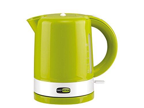 Gio Style 5300lettrico Wasserkocher, 2200W, grün